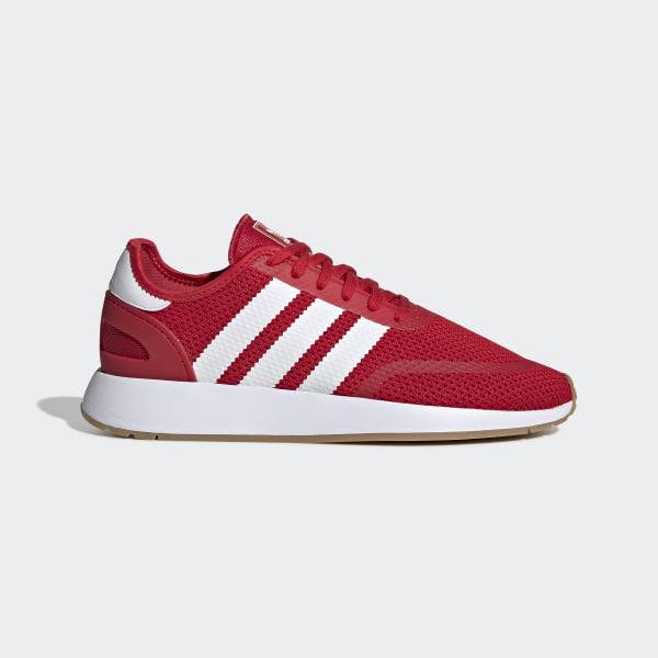 9b2d165738f396 Chaussure N-5923 Scarlet / Ftwr White / Gum4 BD7815