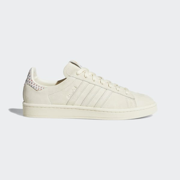 8b110639f7f adidas Campus Pride Shoes - White | adidas US