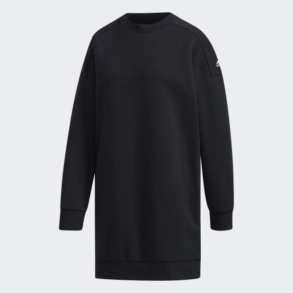 bf19e697010 adidas Sport 2 Street Tunic - Black | adidas UK