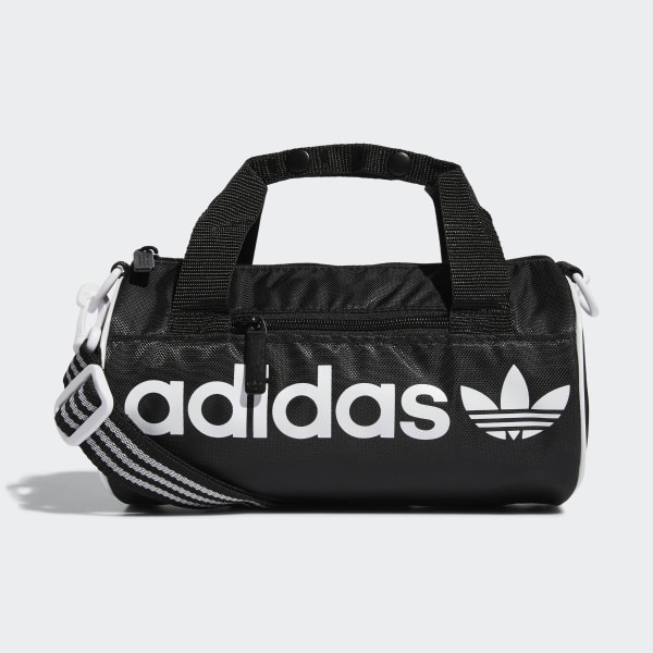626eb162 adidas Santiago Mini Duffel Bag - Black | adidas US