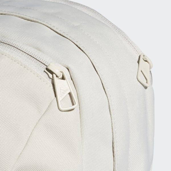c6f314857 3-Stripes Power Backpack Medium Raw White / White / White DU2009