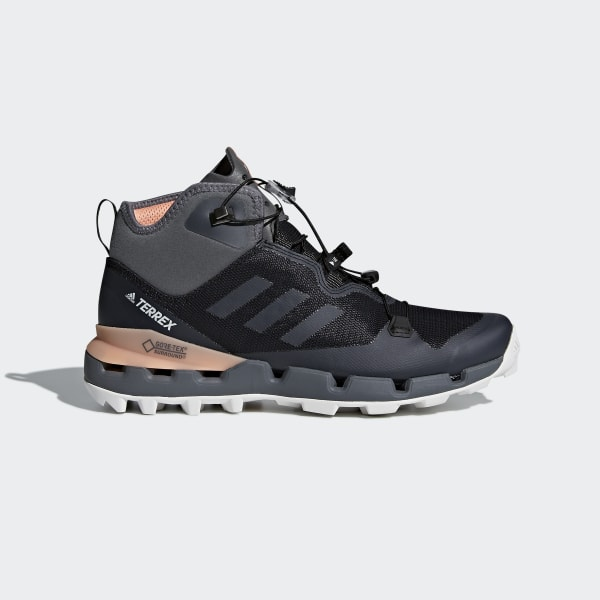 promo code bd07c 8a2ea Chaussure TERREX Fast Mid GTX-Surround Core Black   Grey Five   Chalk Coral  AH2250