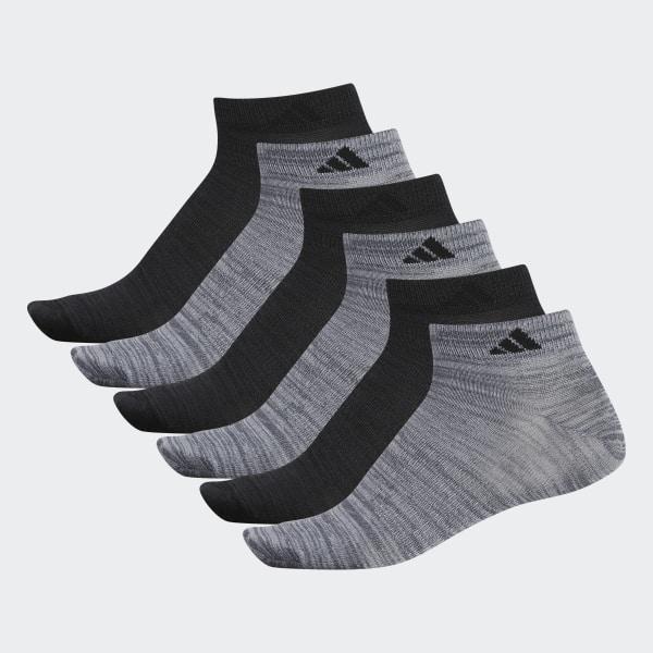 1472e9fb9f adidas Superlite Low-Cut Socks 6 Pairs - Grey | adidas US