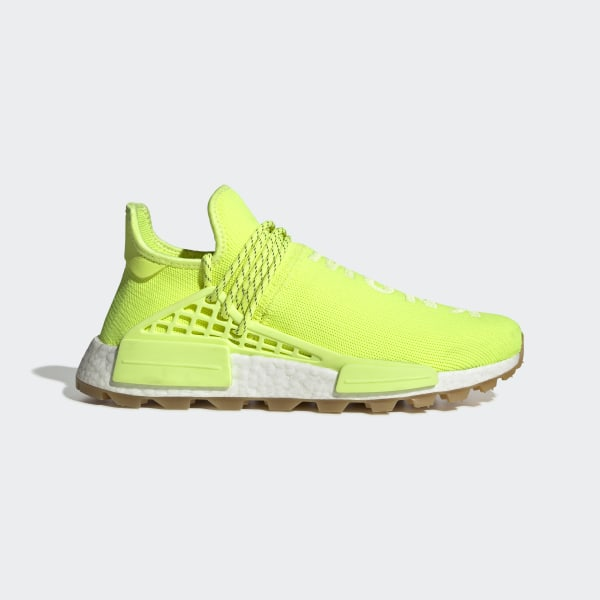 wholesale dealer 951bf f2346 adidas Pharrell Williams Hu NMD Shoes - Yellow | adidas US