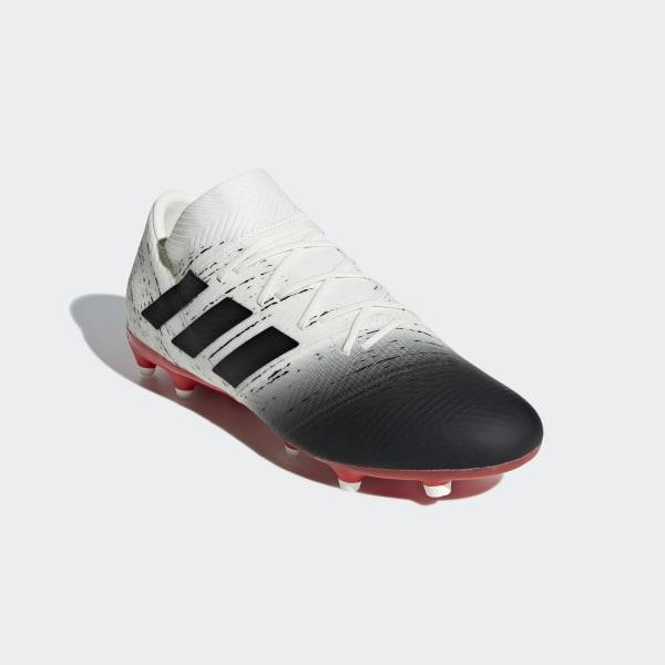 Chaussure Nemeziz 18.2 Terrain souple Beige adidas   adidas France
