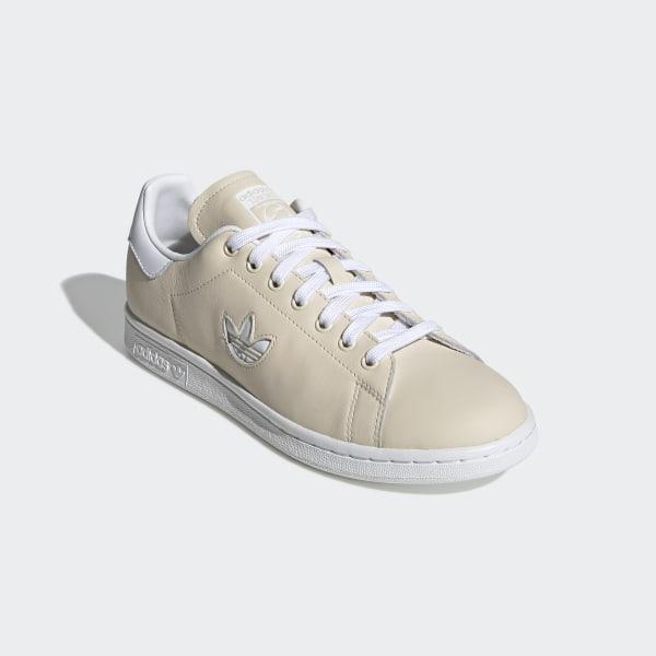 adidas Originals STAN SMITH Baskets basses ecru tint