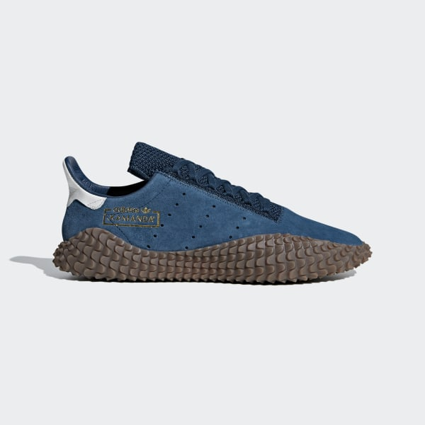 adidas Kamanda 01 Shoes - Blue | adidas UK