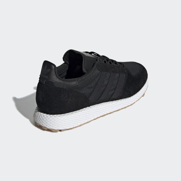 Schuhe adidas Forest Grove CG5673 CblackCblackGum3