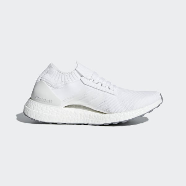 best sneakers c2459 694c7 Ultraboost X Shoes Ftwr White   Ftwr White   Crystal White BB6161