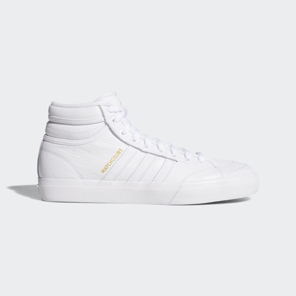 adidas Matchcourt High RX2 Shoes White   adidas Australia