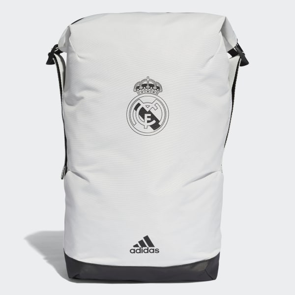 Real Madrid ID Backpack Core White / Black CY5618