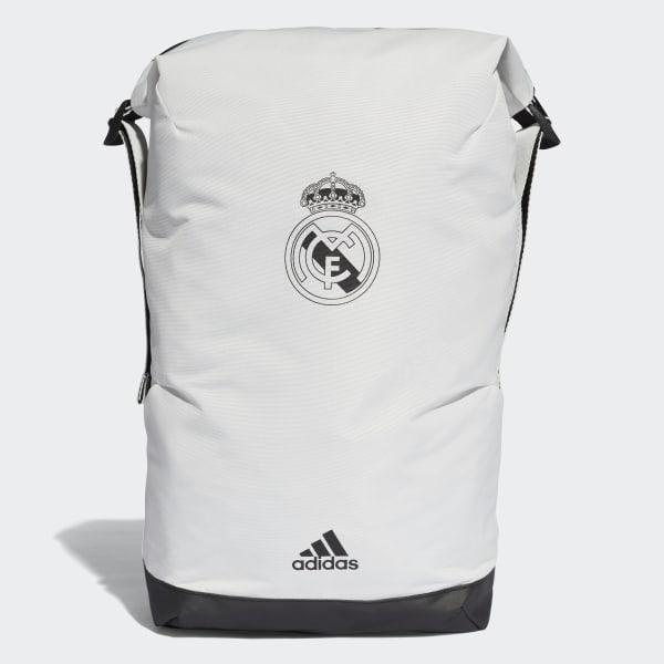 f74b9487815d3 adidas Ruksak Real Madrid ID - biela | adidas Slovakia
