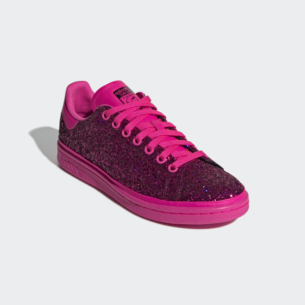 separation shoes 384a0 13017 adidas Stan Smith Shoes - Pink | adidas UK