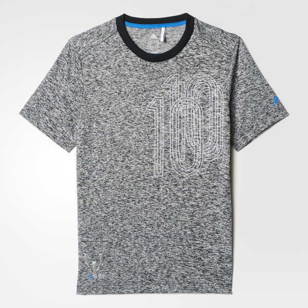 a8aa7a74f4 adidas Messi Icon Tee - Black | adidas US