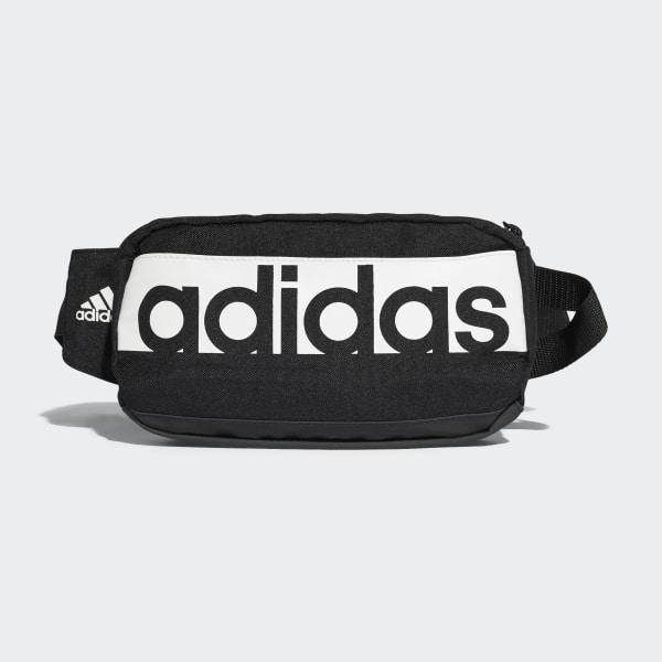 1ee1e83ad653 adidas Linear Performance Waist Bag - Black | adidas Australia