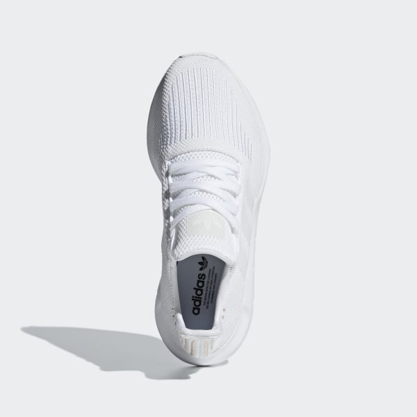 Femmes Adidas Originals Swift Run Chaussures Blanche B37719