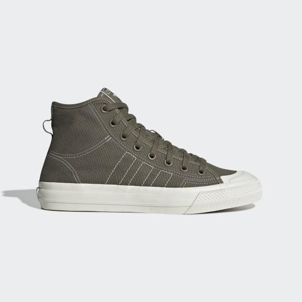agréable adidas Originals Nizza High Top Chaussures pour