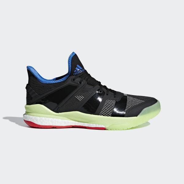 90731fd660 Sapatos Stabil X Core Black   Core Black   Hi-Res Yellow BD7410