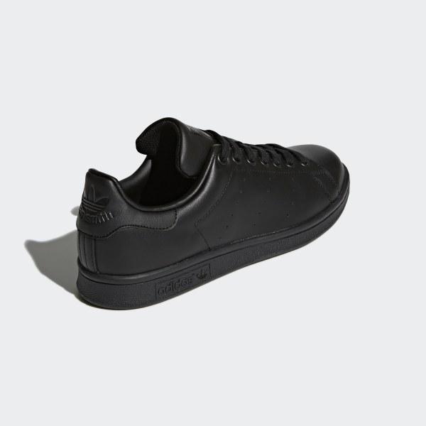 super popular 2caf5 5e3c7 adidas Stan Smith Shoes - Black | adidas UK