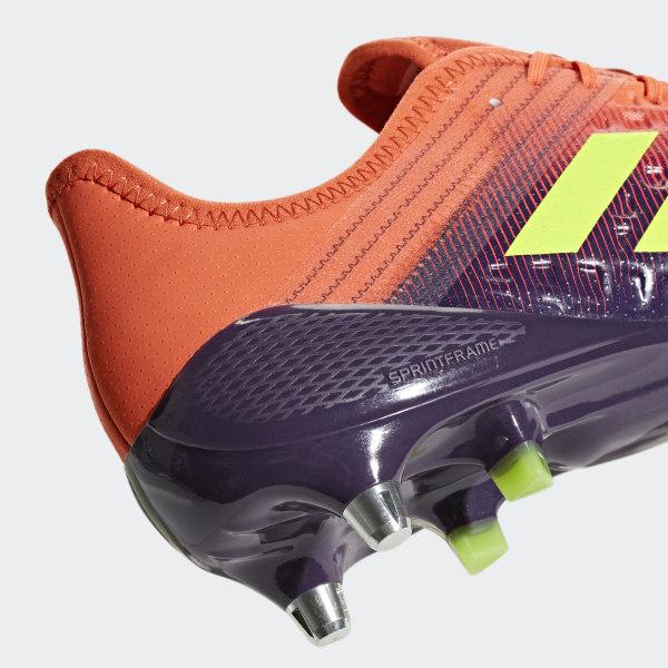 014be6dfbb2ea7 Predator Malice Soft Ground Boots Legend Purple / Hi-Res Yellow / True  Orange BB7970