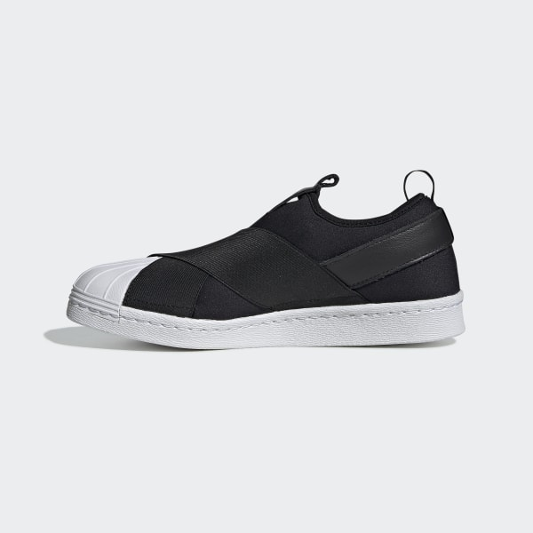 14e505f7cf12ef Superstar Slip-on Shoes Core Black / Core Black / Cloud White S81337