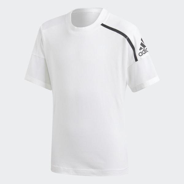 c4466b4a6a adidas Z.N.E. Tee - White | adidas UK
