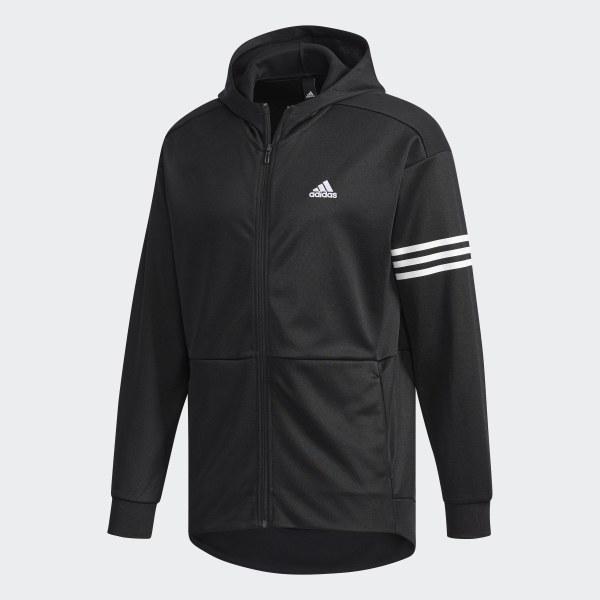 adidas Casual Sweater Jacke Schwarz | adidas Deutschland