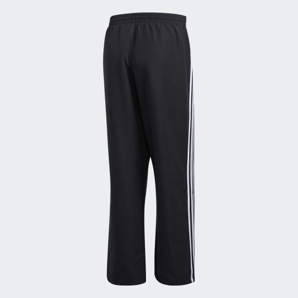 90305365aa08 adidas Straight 3-Stripes Track Pants - Black   adidas US