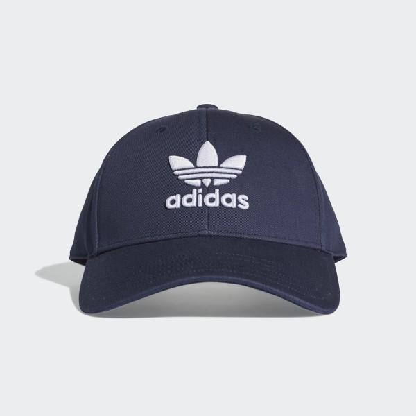 a3e0f73e0 adidas Trefoil Baseball Cap - Blue | adidas US