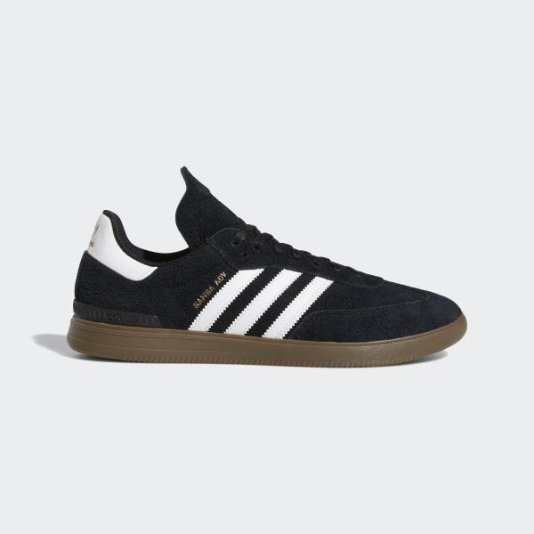 9c03361f5 Samba ADV Shoes Core Black / Ftwr White / Gum5 DB3189