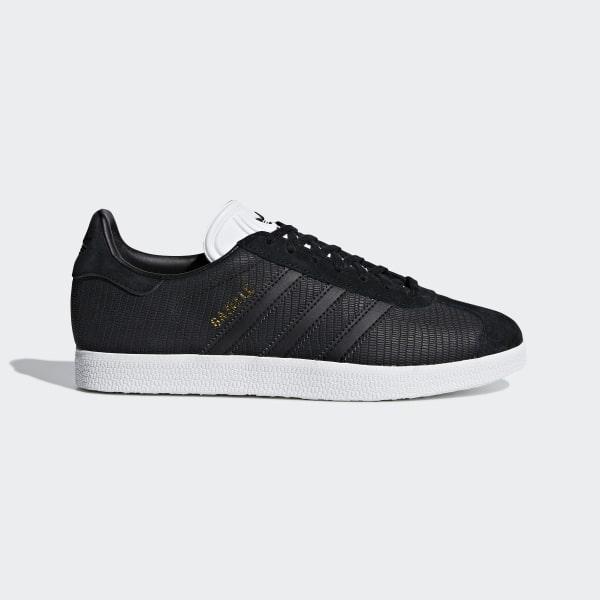 adidas Gazelle Shoes Black | adidas Ireland