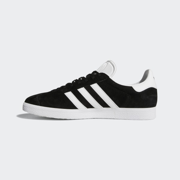 ffa5984b Gazelle Shoes Core Black / White / Gold Metallic BB5476