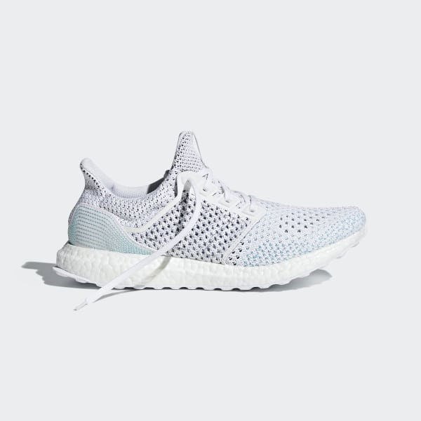newest badff 1be78 Ultraboost Parley LTD Shoes Cloud White   Cloud White   Blue Spirit BB7076