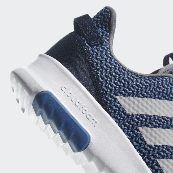 Zapatillas Cloudfoam Racer TR Azul adidas | adidas Chile