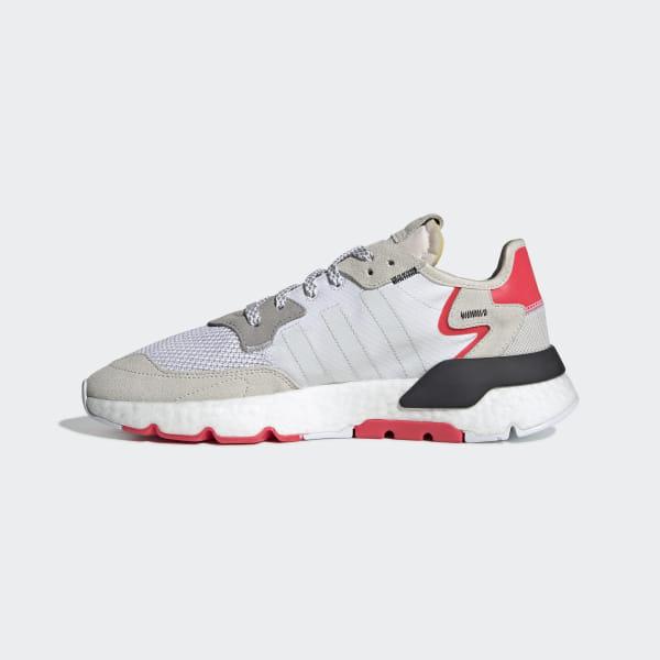 df286bfa506 Nite Jogger Shoes Beige / Crystal White / Shock Red F34123
