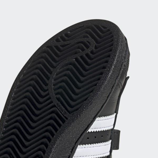 promo code 2a6e2 10747 adidas Superstar Foundation Shoes - Black | adidas US