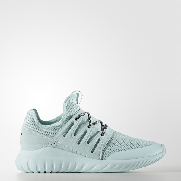 detailed look 49ca5 5e057 Tubular Radial Shoes Ice Mint   Ice Mint   Core Black S76717