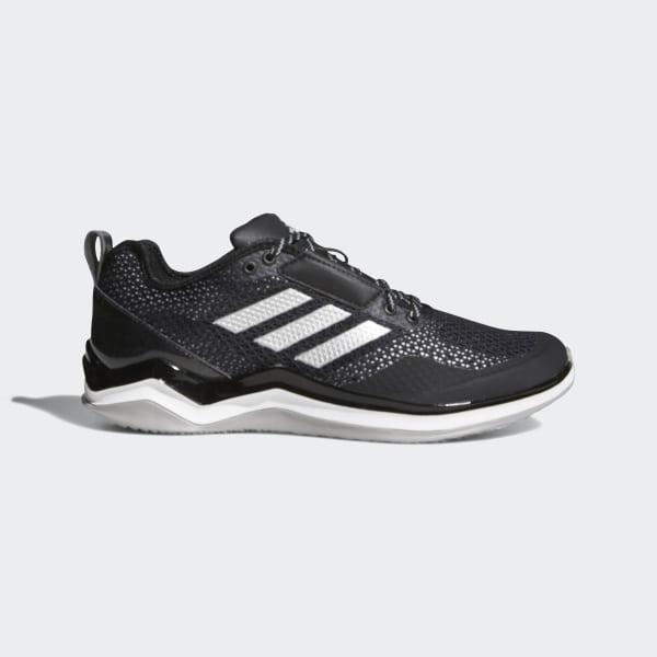 online retailer 56d9a 3bb0c Speed Trainer 3 Shoes Core Black   Silver Metallic   Cloud White Q16536