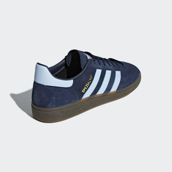 watch 86aae 206fc Handball Spezial Shoes Collegiate Navy   Clear Sky   Gum5 BD7633