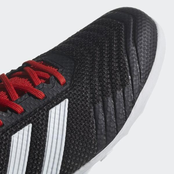 dd8de4a963ca8a Predator Tango 18.3 Indoor Boots Core Black / Ftwr White / Red DB2128