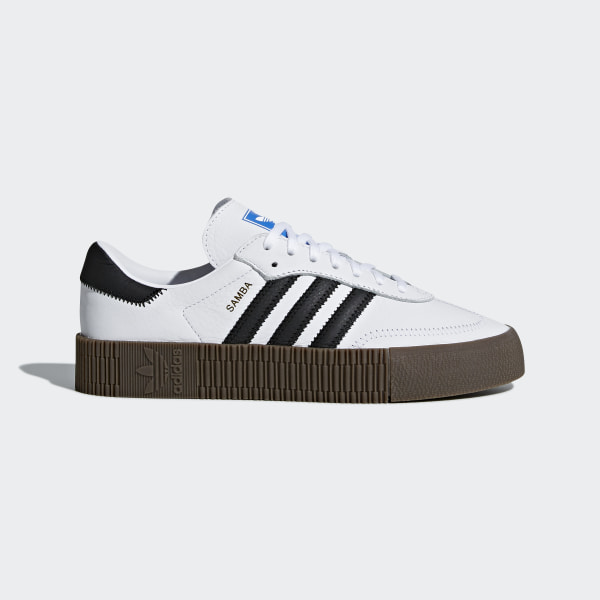 adidas SAMBAROSE Shoes - White | adidas US