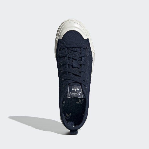 new product a3856 d43dd Nizza RF Shoes Collegiate Navy   Collegiate Navy   Off White DB3267
