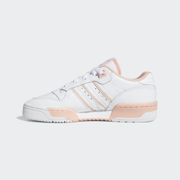 adidas Rivalry Low Glow Pink EE5933 Release Date Sneaker