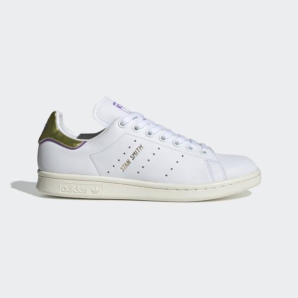 adidas schuhe weiß and gold