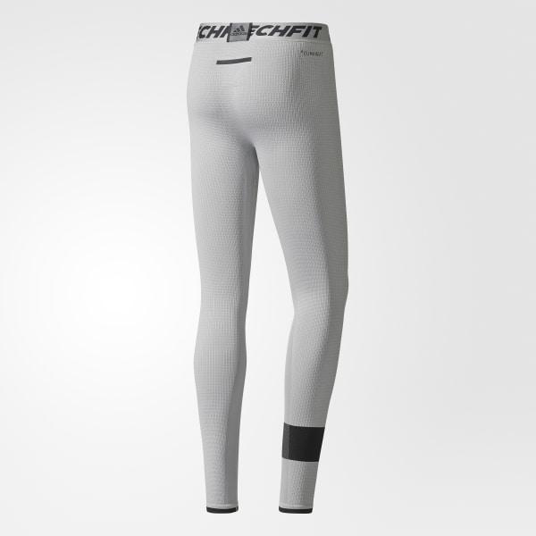 fdbe5d4302ce9 adidas Techfit Climaheat Long Tights - Grey | adidas US