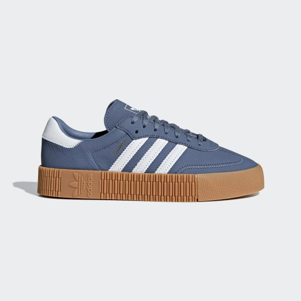 adidas SAMBAROSE Shoes - Blue | adidas US