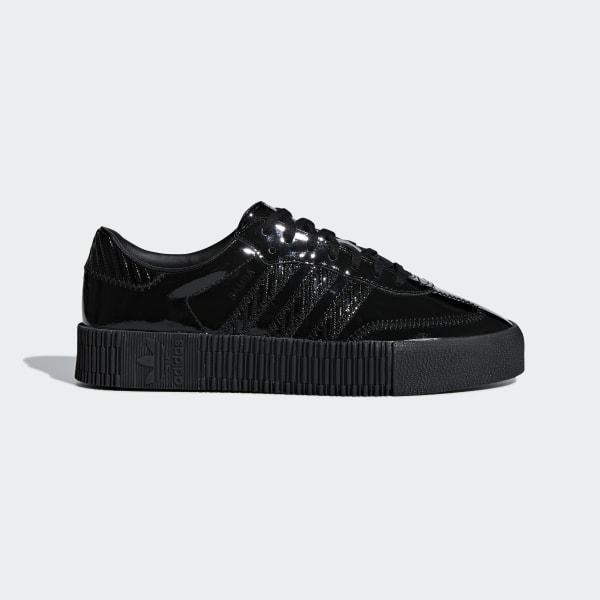 ea44c4d11870 adidas SAMBAROSE Shoes - Black