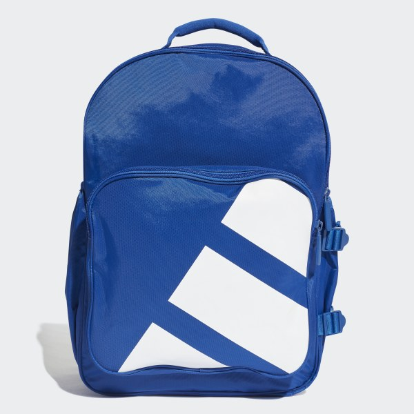 837c1cc2a5 EQT Classic Backpack Collegiate Royal / White DH2676