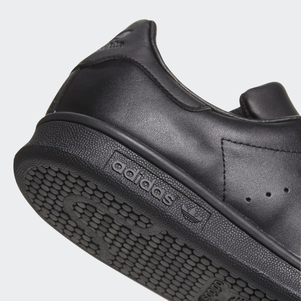 promo code 178a8 f6d34 adidas Stan Smith Shoes - Black | adidas US