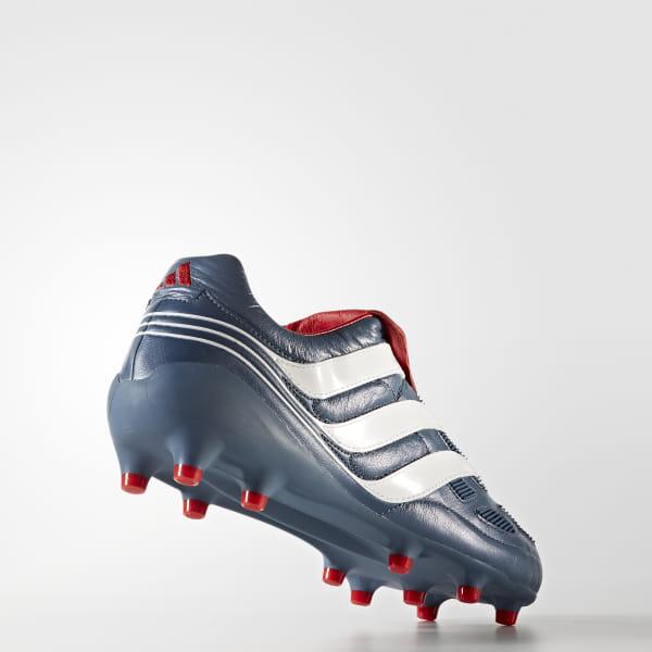 chaussures de sport 86d88 fb31a adidas Predator Precision Firm Ground Cleats - Grey | adidas US
